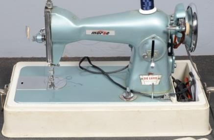 morse sewing machine parts