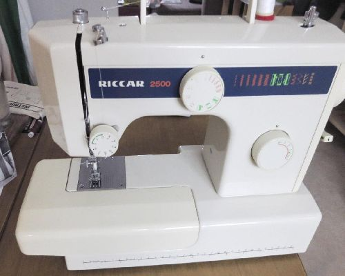 riccar sewing machine parts