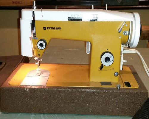 Sterling Sewing Machine Parts