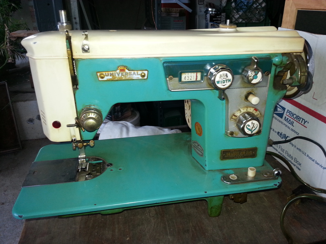 singer universal sewing machine
