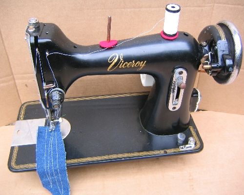 Viceroy Sewing Machine Parts