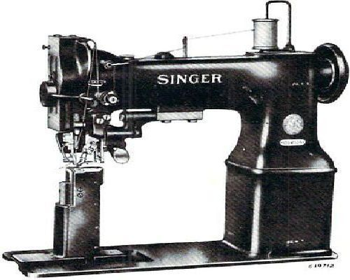 parts for singer industrial sewing machine