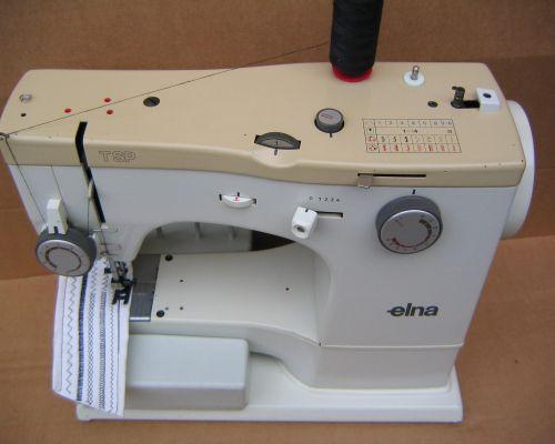 Elna Sewing Machine Parts Accessories Attachments Impressive Elna Special Sewing Machine Manual