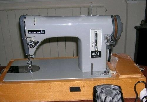 Alfa Sewing Machine Parts