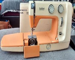 Brother Sewing Machine Parts Accessories Attachments Interesting Brother Bs 2450 Sewing Machine Instructions