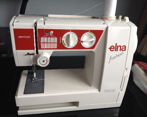 Elna Sewing Machine Parts Accessories Attachments Amazing Elna 2004 Sewing Machine Price