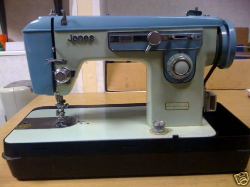 Jones Sewing Machine Parts Accessories Attachments Enchanting Jones Sewing Machine Manual