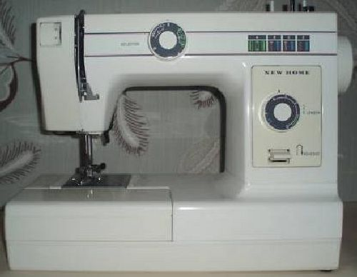 New Home Sewing Machine Parts Accessories Attachments New How To Thread A New Home Sewing Machine