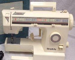 simplicity sewing machine supplies rh sewingparts co uk  simplicity sewing machine sw240 manual free