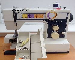 Toyota Sewing Machine Parts Rs40 Gorgeous Toyota Oekaki Delectable Brother Computerized Sewing Machine Sc6600a