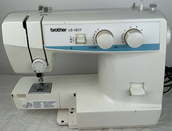 Brother LS 40 Sewing Machine Parts Accessories Attachments Impressive Sewing Machine Brother Ls 1217