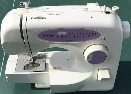Brother XL 40 Sewing Machine Parts Accessories Attachments Interesting Brother Xl 2230 Sewing Machine