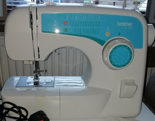 Brother XL 40 Sewing Machine Supplies Delectable Brother Xl 3600 Sewing Machine Manual