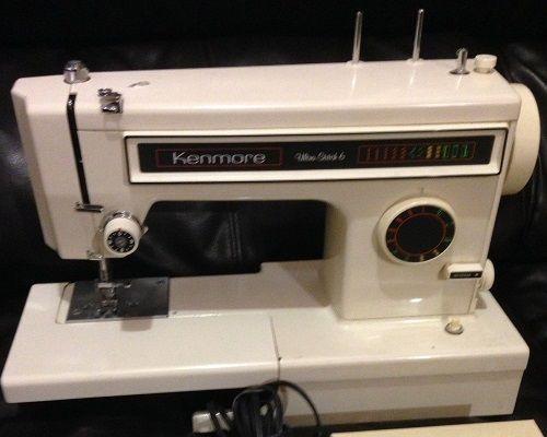 Kenmore Ultra 40 Stitch 4040 Sewing Machine Parts Accessories Fascinating Kenmore Sewing Machine Parts And Accessories