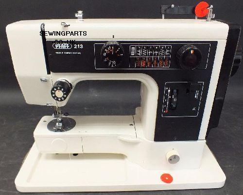 Pfaff 40 Sewing Machine Parts Accessories Attachments Cool Pfaff Sewing Machines Parts