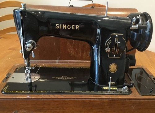 vintage sewing maschine teile guide