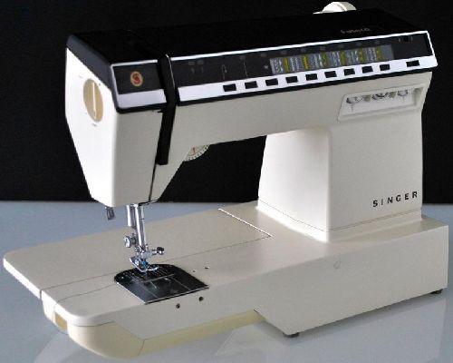 Singer Futura 40 Sewing Machine Parts Accessories Attachments Unique How To Thread A Singer Futura Sewing Machine