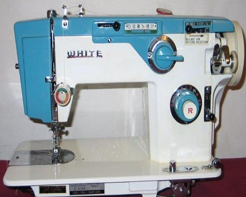 White 40 Sewing Machine Parts Accessories Attachments Mesmerizing White Sewing Machines Parts