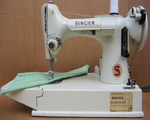 Singer Sewing Machine Instructions Page 2